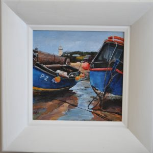 Boats, St. Ives